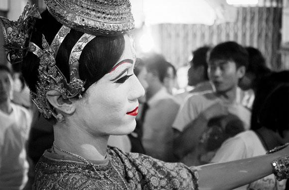 Фестиваль в Старом городе на Пхукете