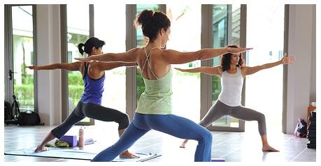 занятия по аштанга йоге