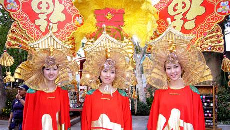 Китайский Новый год 2013 на Пхукете
