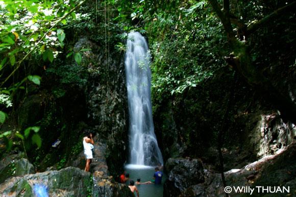 водопады Пхукета - Бангпеа