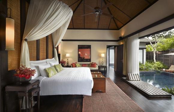 Отель Anantara Phuket Villas