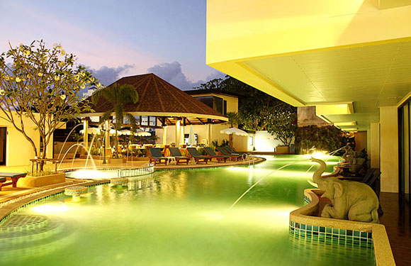 Отель Palmyra Patong Resort