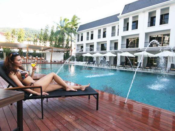 Отель Sawaddi Patong Resort