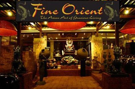 Магазин мебели Fine Orient на Пхукете