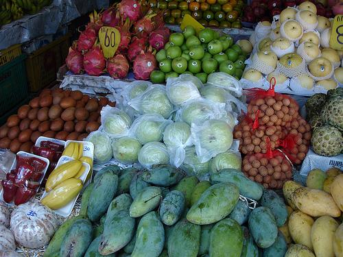 тайские рынки
