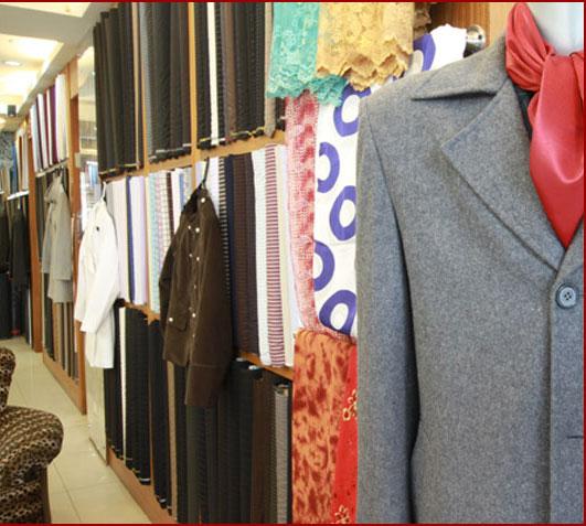 Магазины одежды R.K. Fashions