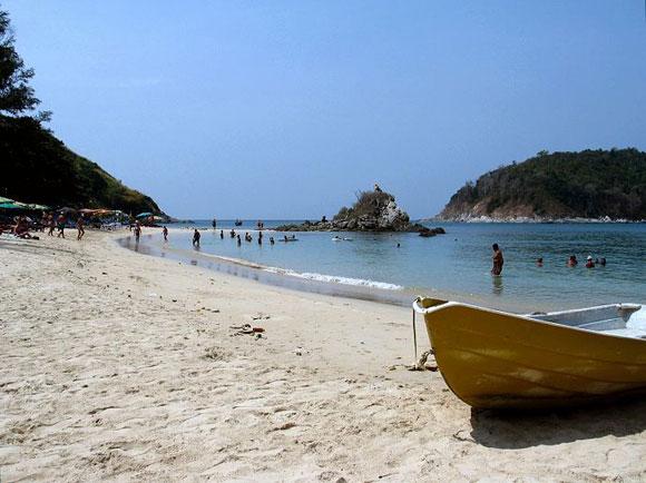 фото пляжа Най Харн