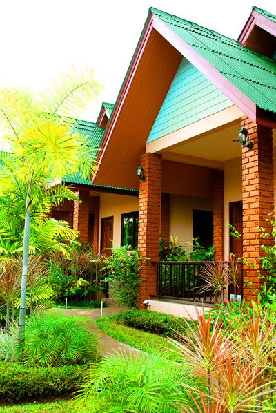 Бунгало Tanamas House