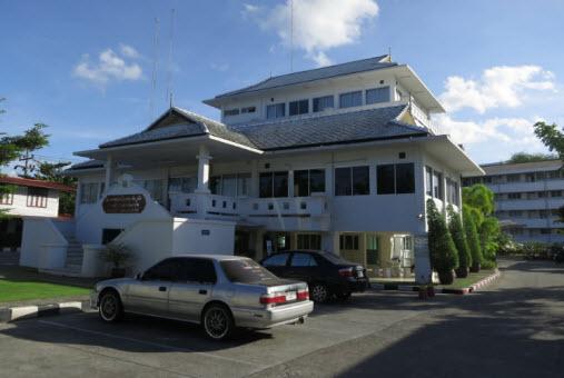 Иммиграционный офис на Пхукете