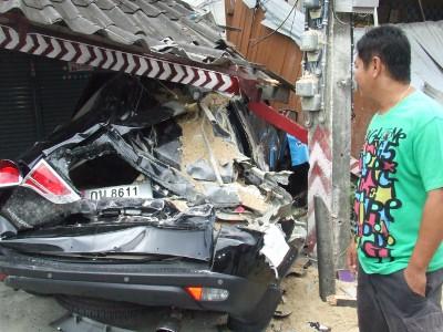авария на Патонге