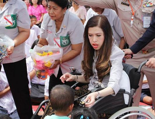 Принцесса Таиланда посетит Пхукет