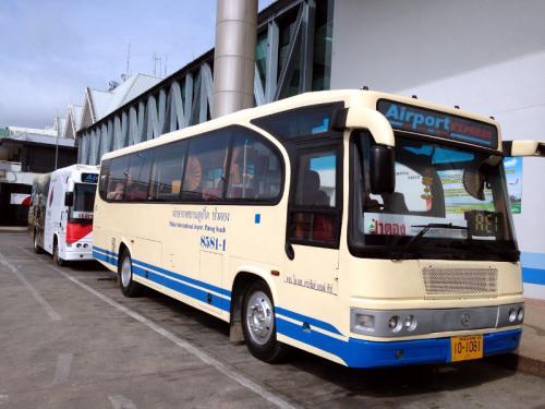 автобусы экспрессы между Патонгом и аэропортом