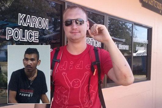 Турист из России обезвредил преступника на Пхукете