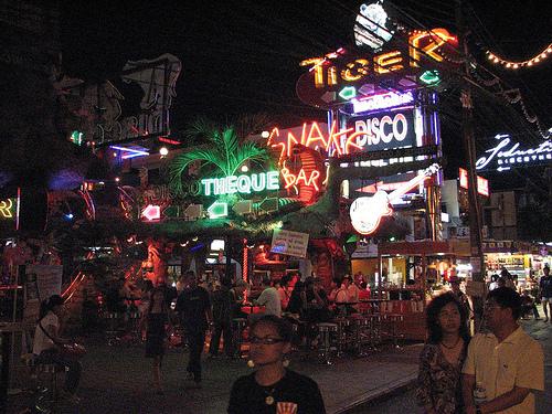 фото пляжа Патонг