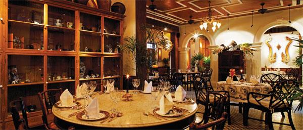 Ресторан Голубой слон на Пхукете