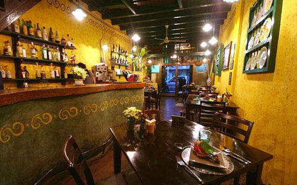 Ресторан La Gaetana