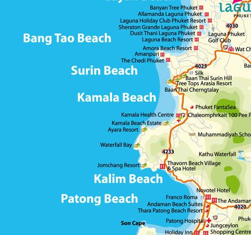 Сурин карта