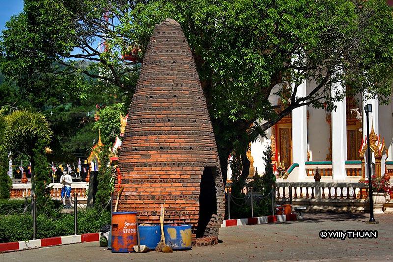 храм Чалонг - печка для петард