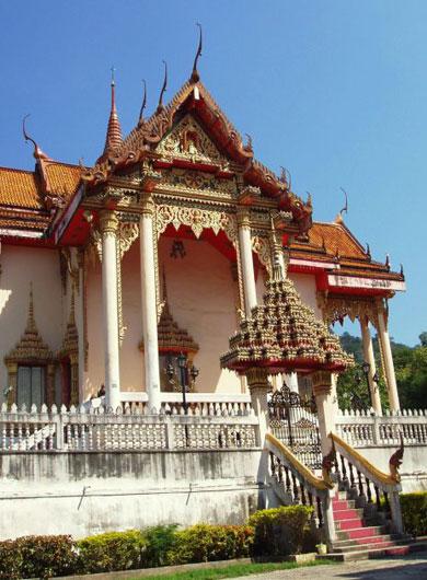 Храм Патонг