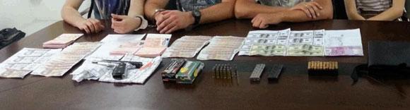 На Самуи арестована банда вымогателей из России