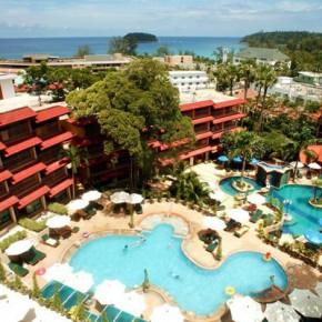 Отель Serene Resort Phuket