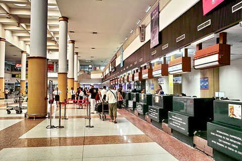 В аэропорту Пхукета арестован наркокурьер