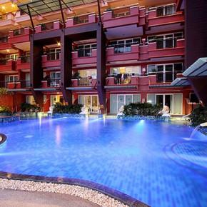 Отель Blue Ocean Resort Phuket