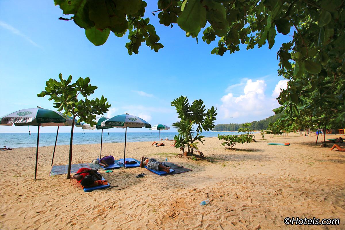 таиланд пляж най янг