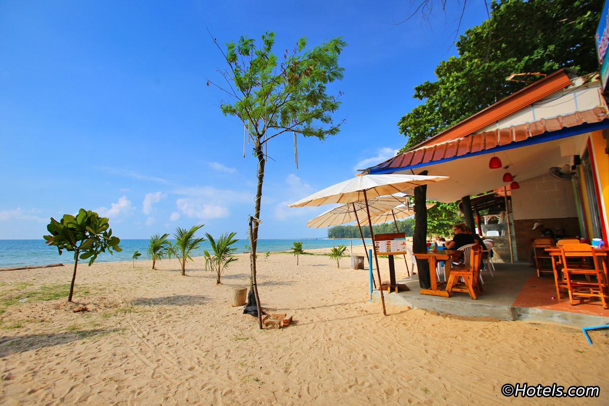 пхукет пляж най янг