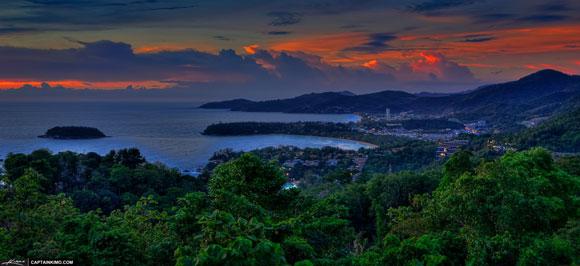 Пхукет занял 6-ое место в 10-ке лучших островов Азии