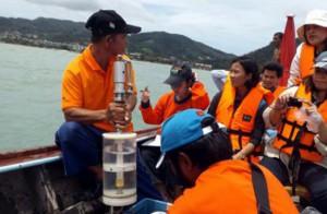 Состояние морской воды у Патонга признано удовлетворительным