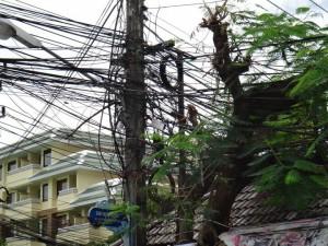 отключения электричества на Пхукете