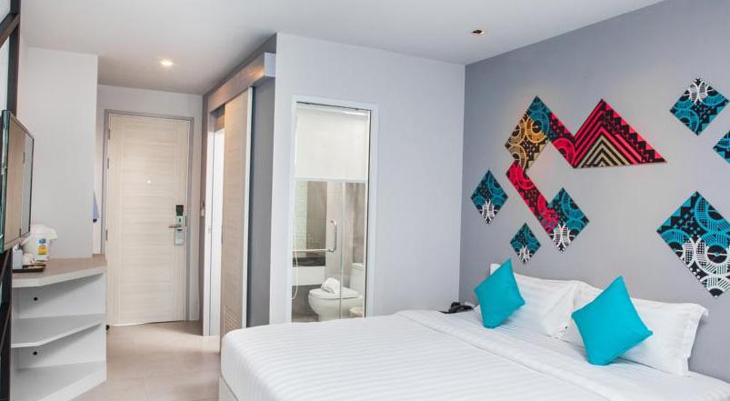 The Crib Hotel Patong