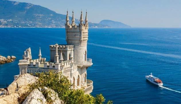 Майский отдых на Чёрном море - Крым